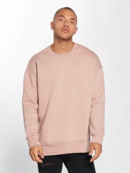 DEF Pullover Basic rosa