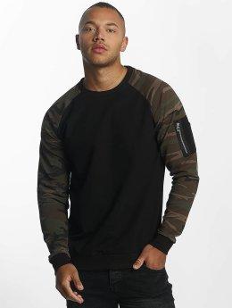 DEF Pullover Matteo schwarz