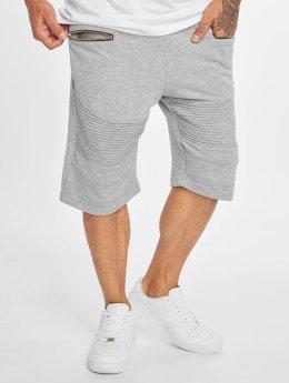 DEF SO FLY Sweat Shorts Grey Melange