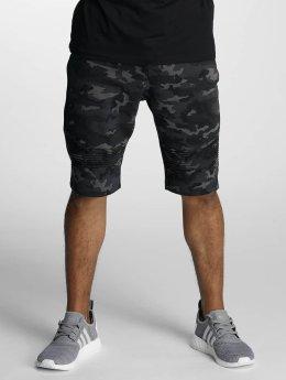 DEF Short Sweat gris