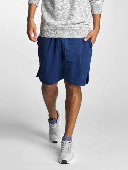 DEF Shorts Mesh blau