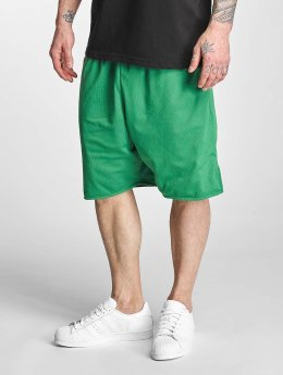 DEF Row Mesh Shorts Green