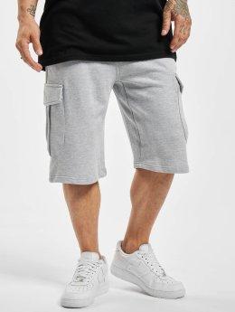 DEF Shorts RoMp grigio