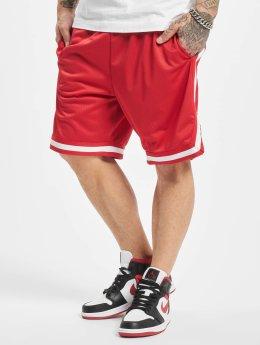 DEF Shorts Row röd
