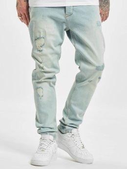 DEF Slim Fit Jeans Antoine modrý