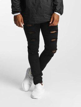 DEF Slim Fit Jeans Max zwart