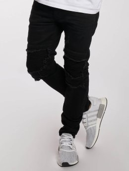 DEF Slim Fit Jeans King zwart