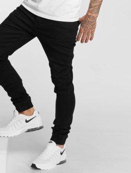 DEF Slim Fit Jeans Jonas zwart