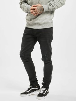 DEF Slim Fit Jeans Ramon zwart