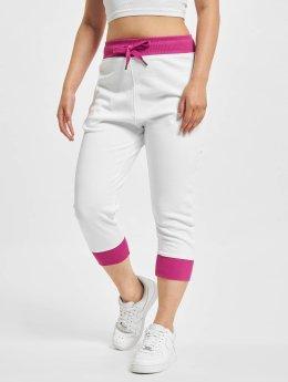 DEF Spodnie do joggingu Patsy bialy
