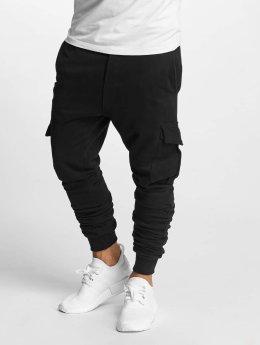 DEF Spodnie do joggingu Gringo czarny