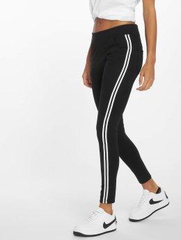 DEF Spodnie do joggingu Janisja czarny