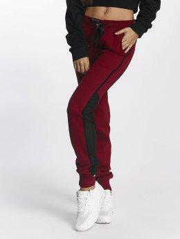 DEF Spodnie do joggingu Kiki czerwony