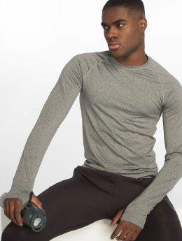 DEF Sports Camiseta de manga larga Eckini gris