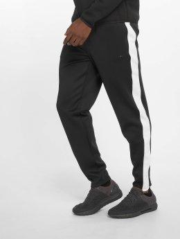 DEF Sports Jogging kalhoty Rogerg čern