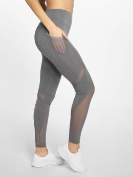 DEF Sports Leggings de sport Mirnesa  gris