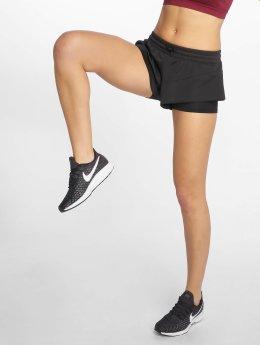 DEF Sports Pantalón cortos Agime  negro