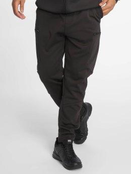DEF Sports Pantalons de jogging Rewop noir