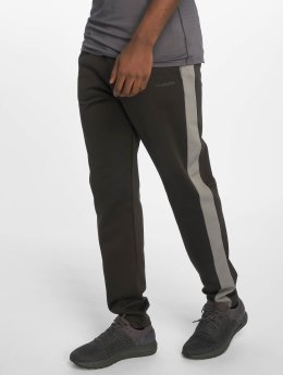 DEF Sports Pantalons de jogging Kepler  noir