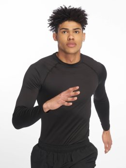 DEF Sports Shirts de Sport Fries noir