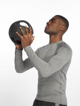 DEF Sports Shirts sportive Fries grigio