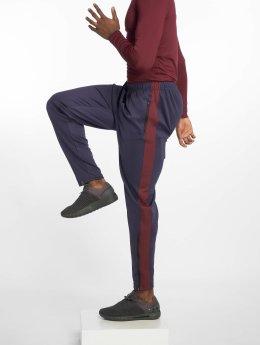 DEF Sports Spodnie do joggingu Rogerg niebieski
