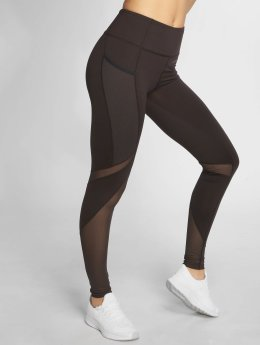 DEF Sports Sportleggings Mirnesa zwart
