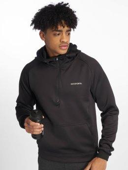 DEF Sports Sports Hoodies Barton  black