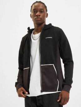 DEF Sports Sweat capuche zippé Vitas noir