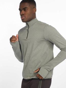 DEF Sports T-Shirt manches longues Artlu gris