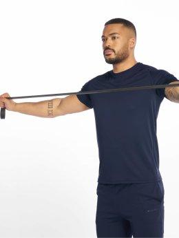 DEF Sports T-Shirty Airam niebieski