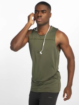 DEF Sports Tank Tops Rogers olive
