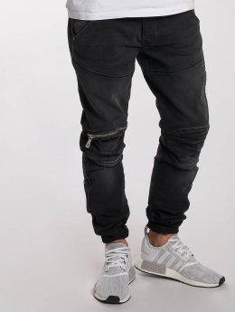 DEF Straight fit jeans London grijs