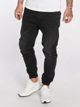 DEF Straight fit jeans Holger zwart