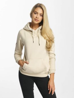 DEF Sweat capuche Upper Arm Pocket beige