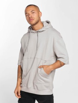 DEF Sweat capuche Mojo Oversize gris