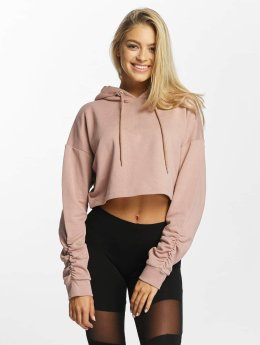 DEF Sweat capuche Wolke rose