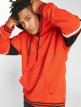 DEF Sweat capuche Pack rouge