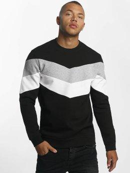 DEF Swetry Aaron czarny