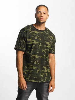 DEF T-paidat Camo camouflage