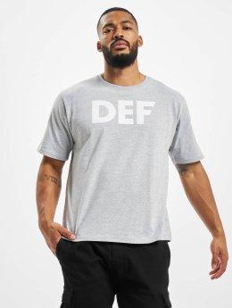DEF Her Secret T-Shirt Grey Melange