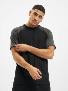 DEF Roy T-Shirt Black Anthracite
