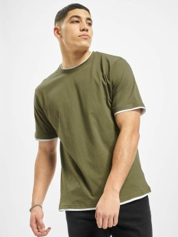 DEF Basic T-Shirt Olive