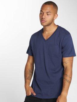 DEF T-shirt Verdon blå