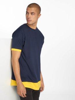 DEF T-Shirt Tyle bleu