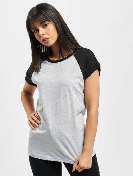 DEF T-shirt Niko grå