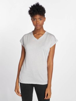 DEF T-Shirt Iris grey