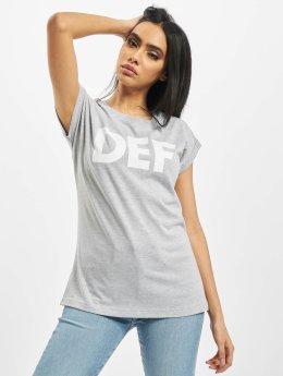 DEF T-shirt Sizza  grigio