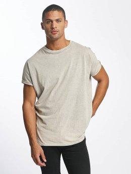 DEF T-Shirt Miguel Pablo Oversize gris