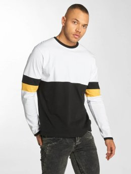 DEF T-Shirt manches longues Kon blanc